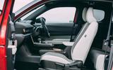 10 Mazda MX 30 2021 road test review cabin