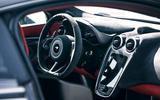 McLaren 600LT 2018 review - cabin