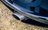 10 McLaren GT 2021 road test review exhausts