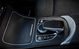 Mercedes-AMG GLC 43 road test review - centre console
