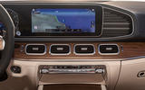 Mercedes-AMG GLS 63 2020 road test review - infotainment