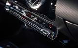 Mercedes-Benz A-Class saloon 2018 review - climate controls