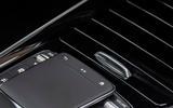 Mercedes-Benz GLA 2020 road test review - centre console