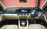 Mercedes-Benz GLS 2020 road test review - dashboard
