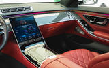 10 mercedes s class s500 2020 lhd uk first drive review centre console