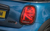 10 Mini Convertible 2021 RT rear lights