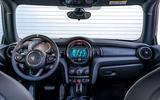 Mini JCW GP 2020 road test review - cabin
