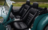 Morgan Plus Four 2020 road test review - cabin