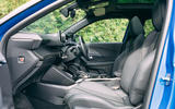 Peugeot e-2008 2020 road test review - cabin