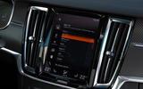 Polestar 1 2020 road test review - infotainment