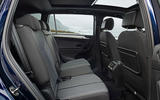 Seat Tarraco 2018 review - middle row
