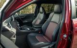 10 Suzuki Across 2021 road test review cabin
