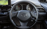 10 Toyota C HR 2021 RT steering wheel