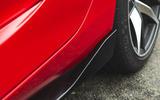 Toyota GR Supra 2019 road test review - side skirt