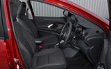 Toyota Yaris 2020 road test review - cabin