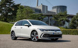 Volkswagen Golf GTE 2020 road test review - static front
