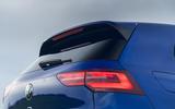 10 Volkswagen Golf R 2021 RT spoiler