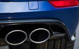 Volkswagen Golf R 2019 road test review - exhausts