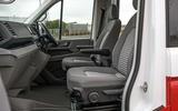 Volkswagen Grand California 2020 road test review - cabin