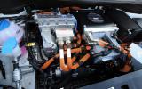 Seat Altea XL EV electric engine