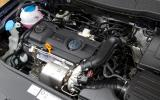 1.4-litre TSI Volkswagen Passat engine
