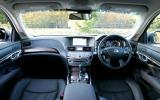 Nissan Fuga 370GT Type S dashboard