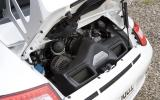 3.8-litre 911 GT3 RS flat-six engine
