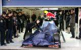 Red Bull reveals RB6 F1 car