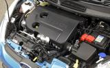 1.6-litre Ford Fiesta diesel engine
