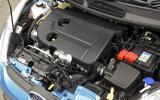 1.6-litre Ford Fiesta diesel engine