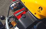 Ariel Atom 4 2019 road test review - engine