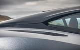 Aston Martin DBS Superleggera 2018 road test review - rear three quarters