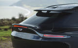 Aston Martin DBX 2020 road test review - bootlid