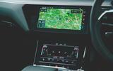 11 Audi E Tron S 2021 RT infotainment