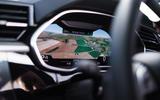 Audi Q3 Sportback 2019 road test review - instruments