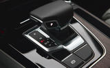 11 audi q5 sportback 2021 first drive review gearstick