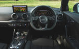 Audi SQ2 2019 road test review - dashboard