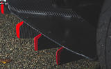 BAC Mono 2018 review - rear splitter