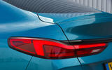 BMW 2 Series Gran Coupe 2020 road test review - rear lights