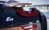BMW i8 Roadster 2018 review i8 badge