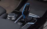 11 BMW iX3 2021 FD Gearselector