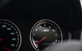 BMW M2 CS 2020 road test review - instruments