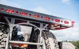 Bowler Bulldog 2018 review - rear storage