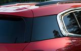 Citroen C5 Aircross 2019 road test review - rear quarter glass