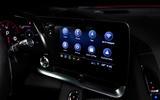 Corvette Stingray C8 2019 road test review - infotainment