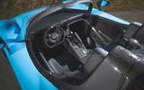 Dallara Stradale 2019 road test review - cabin