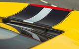 Ferrari 488 Pista 2019 road test review - spoiler