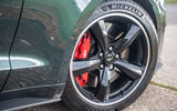 Ford Mustang Bullitt 2018 road test review - brake calipers