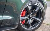 Ford Mustang Bullitt 2018 road test review - brake calipers