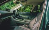 11 Genesis GV80 2021 road test review cabin